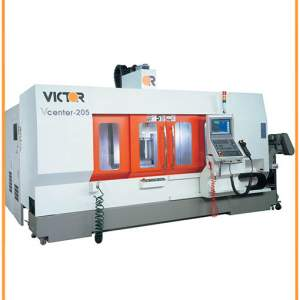 Vertical CNC Machining Centres