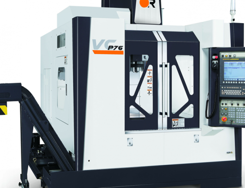 Victor CNC Takes Milling To The Next Level With New P76 VMC Series